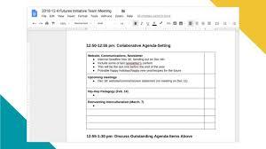 Agenda Setting Collaborative Agenda Setting Hastac