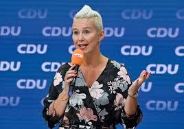 Landrat andreas ebel (cdu) trifft auf tilman kuban, dem bundesvorsitzenden der jungen union, zum talk in isenbüttel. 6uofjqbrn3vubm