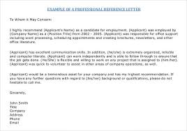 Format Letter Of Reference. Beautiful Letter Reference Template ...