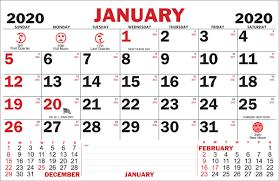2020 23 Calendar Pad Memo Pad