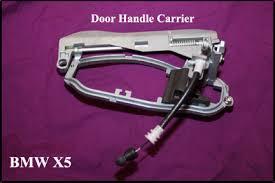 bmw x5 exterior door handle carrier