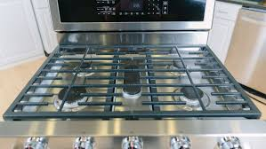 kitchenaid stove double oven. versatility outweighs uneven performance for this double oven kitchenaid stove o