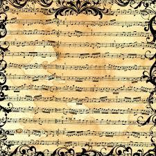 printable vintage sheet music free vintage digital stamps free digital scrapbook paper