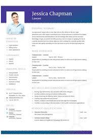 Jessica Chapman Lawyer Cv Resume Template Designs Cv Resume