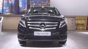 Vito mixto to twój wszechstronny towarzysz z gwiazdą na masce: Mercedes Benz Vito 116 Cdi Tourer Edition 4x4 Combi Van 2019 Exterior And Interior Youtube