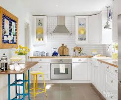 paint colors for small kitchensMake a Small Kitchen Look Larger