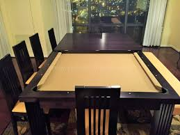 Dining Table Pool Tables Convertible Pool Table Cost Pool Table On New Wood Floors 670x334 Px Glass