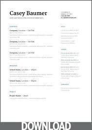 Resume Templates For Servers Process Server Elegant Save