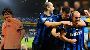 La Notte dell'Impresa | Inter 3-1 Barcellona (2010) - YouTube