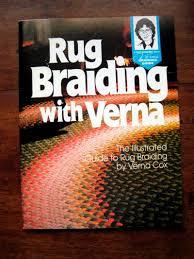 ilrated guide to rug braiding verna