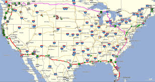 download map road usa major tourist attractions maps and roads