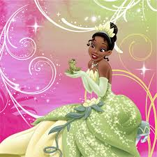 Princess And The Frog Bedroom Decor Princess And The Frog Sparkle Party Supplies Beverage Napkins At