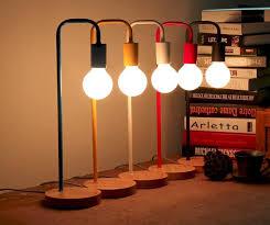 nordic modern desk lamp minimalist iron desk light eye protection reading led lamp office desk table lamp