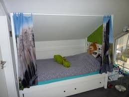 Vorhang Kinderzimmer Pferd - Vorhang bedruckt