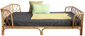 Rattan bed - Barefoot. Stunning kids single bed, daybeds, queen and ...