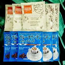 Instant agf, ucc, key, nescafe, blendy and maxim japanese coffee direct from japan. Sampler Set Of 10 Satchets 5 X Cafe工房 9g And 5x Seiko Blue Mountain Drip Bag Coffee 9g Japan Ucc Key Food Drinks Beverages On Carousell