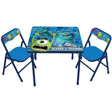 Great Monsters University Classic Activity Table And Chair Set