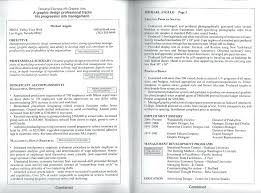 Resume 2 Pages Amazing Two Page Resume Template Gyomorgyuru