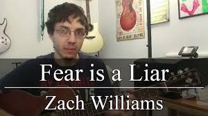 Fear Is A Liar Zach Williams Guitar Tutorial