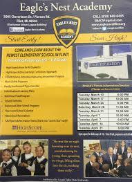 flyers forum charter school leaves flyers on windshields during forum on flint
