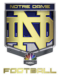 Notre Dame Football on NBC | Logopedia | FANDOM powered by Wikia