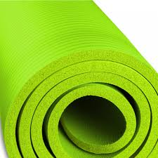 <b>Коврик</b> для йоги и фитнеса <b>INDIGO NBR</b> IN104 173*61*1 см ...