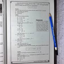 Modul matematika kelas 10 berisi tentang materi lpertidaksamaan linear, persamaan linear, persamaan kuadrat, fungsi kuadrat, trigonometri, relasi dan fungsi, fungsi komposisi dan fungsi invers, eksponen, logaritma. Kunci Jawaban Modul Pengayaan Matematika Kelas 11 Semester 1