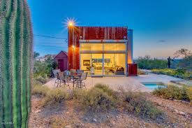 tiny houses in arizona. Not Quite A Tiny House But Still Impressively Small, This 529-square-foot Cube In Arizona Contains Everything So Efficiently Within Its Walls. Houses