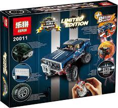 Аналог Lego 41999, <b>Lepin 20011</b> Монстр-трак 4х4 внедорожник ...