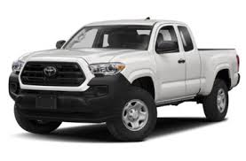 2019 Toyota Tacoma Deals, Prices, Incentives & Leases, Overview ...