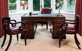 vintage office desk. Antique Office Desks Partners Desk And Chairs Vintage Uk T