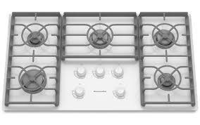 white brilcon frigidaire ceramic bellini miele burners glass black burner jenn cooktop tempered bosch westinghouse drop gas kitchenaid inch sealed gorgeous