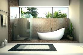 modern bathroom rugs big contemporary guide to mats and ping awesome with window all modern bathroom rugs