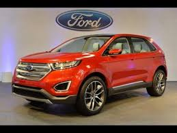 2018 ford vehicle lineup. contemporary vehicle 2018 ford edge will be redesigned to ford vehicle lineup e