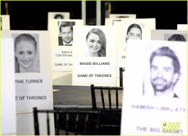Sag Awards 2016 Celeb Seating Chart Revealed Photo