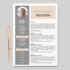 Help to convey your message. Resume With Picture I Cv Resume With Cover Letter I Career Soko
