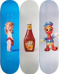 Artist Designed Skateboards