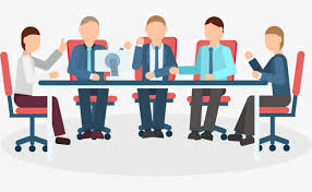 meeting free many people meet love work workaholic meeting png and vector for