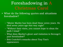 A Christmas Carol Quotes Unique Literary Elements In A Christmas Carol Ppt Video Online Download