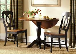 round dining table set with leaf large size of wonderful drop leaf round dining table and