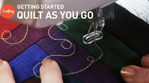 Quilt as You Go (QAYG): Tips for Getting Started   Quilting ... & Quilt as You Go (QAYG): Tips for Getting Started   Quilting Tutorial -  YouTube Adamdwight.com