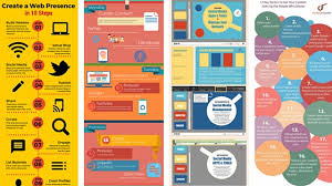 Free Download Digital Marketing Infographic Pack