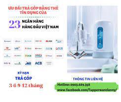 Máy lọc nước Tupperware Nano Nature - Bếp nhà Lanny