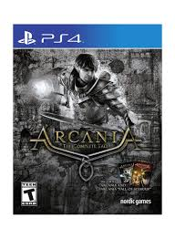 Dying Light Esrb Rating Shop Nordic Arcania The Complete Tale Pal Playstation 4 Online In Dubai Abu Dhabi And All Uae