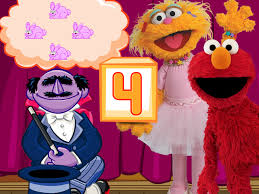 Elmo and zoe play the sesame street square game where they have to find 7 squares before a mouse climbs up a grandfather clock to ring a bell at the… s35, e9: Sesame Street Games Elmo Cookie Monster Abby Cadabby Big Bird Ernie Bert Grover Count Von Count Murra Fun Games For Kids Sesame Street Games For Kids