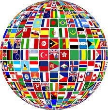 Globe Flags transparent PNG - StickPNG