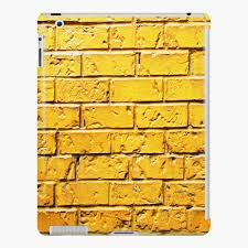 Beyond The Brick Designs Beyond The Yellow Brick Wall Ipad Case Skin