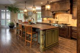 Wooden Floors For Kitchens Affordable Amazing Charming Brown Wood Granite Stainless Cool