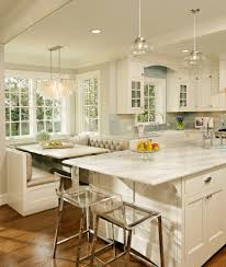 Glass Pendant Lights For Kitchen Pendant Lights Staircase In Kitchen Traditional With Breakfast