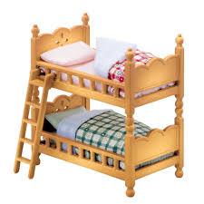 Sylvanian Families Bedroom Furniture Set Aliexpresscom Buy Cute Sylvanian Families Miniature Bunk Bed